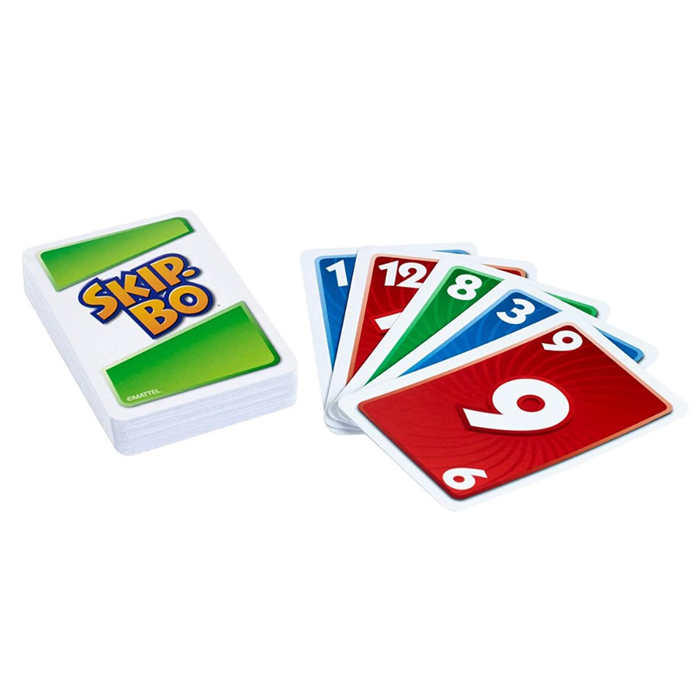 Alternate Image #2 of SKIP-BO® Card Game