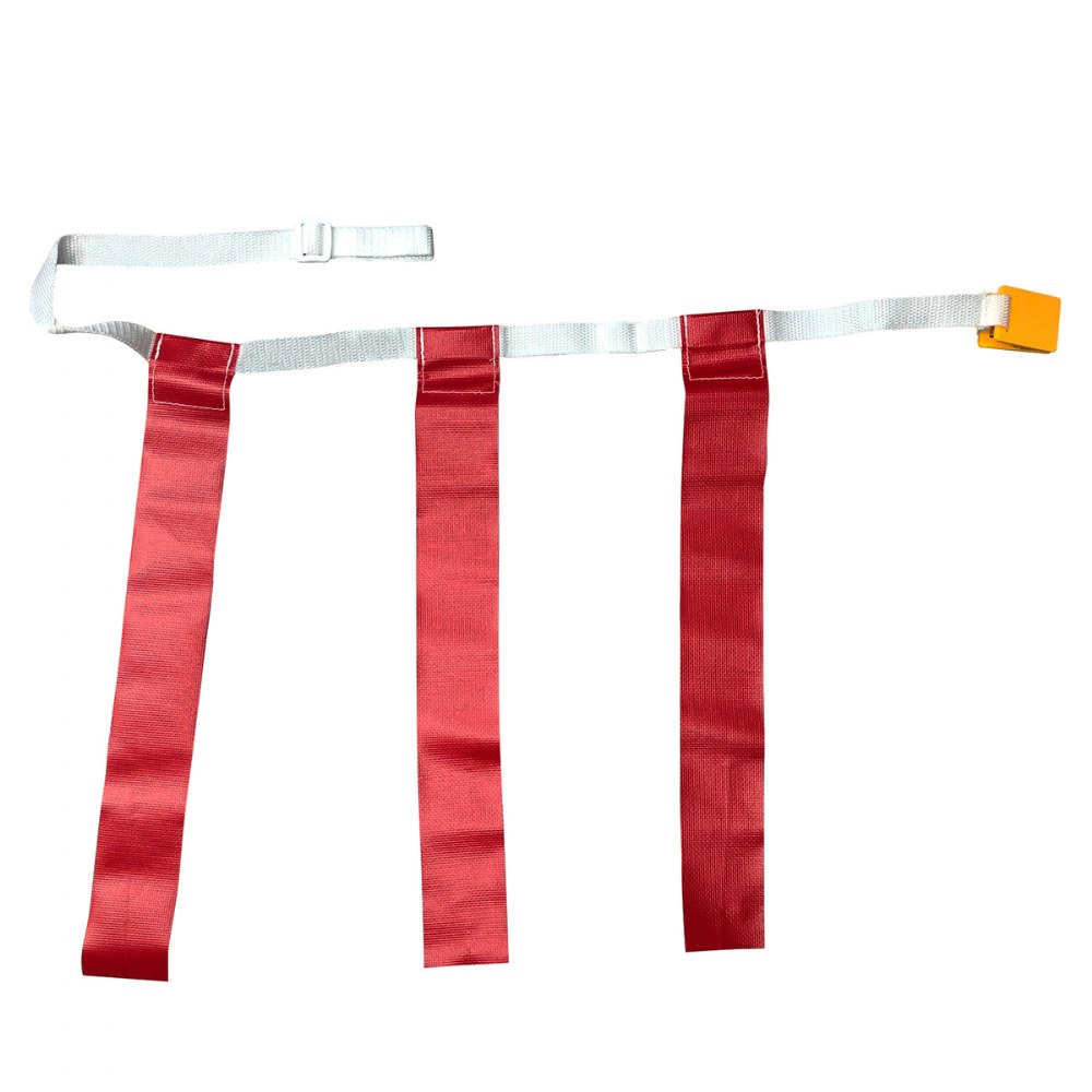 Alternate Image #7 of Flag Football Belt for active play - Set of 12