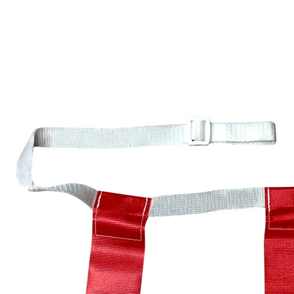Alternate Image #2 of Flag Football Belt for active play - Set of 12