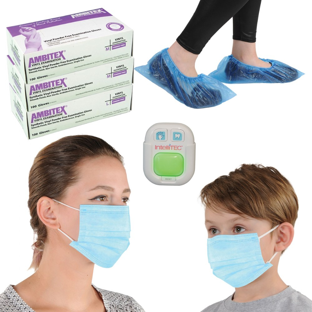 Consumable Personal Protective Equipment Supply Set