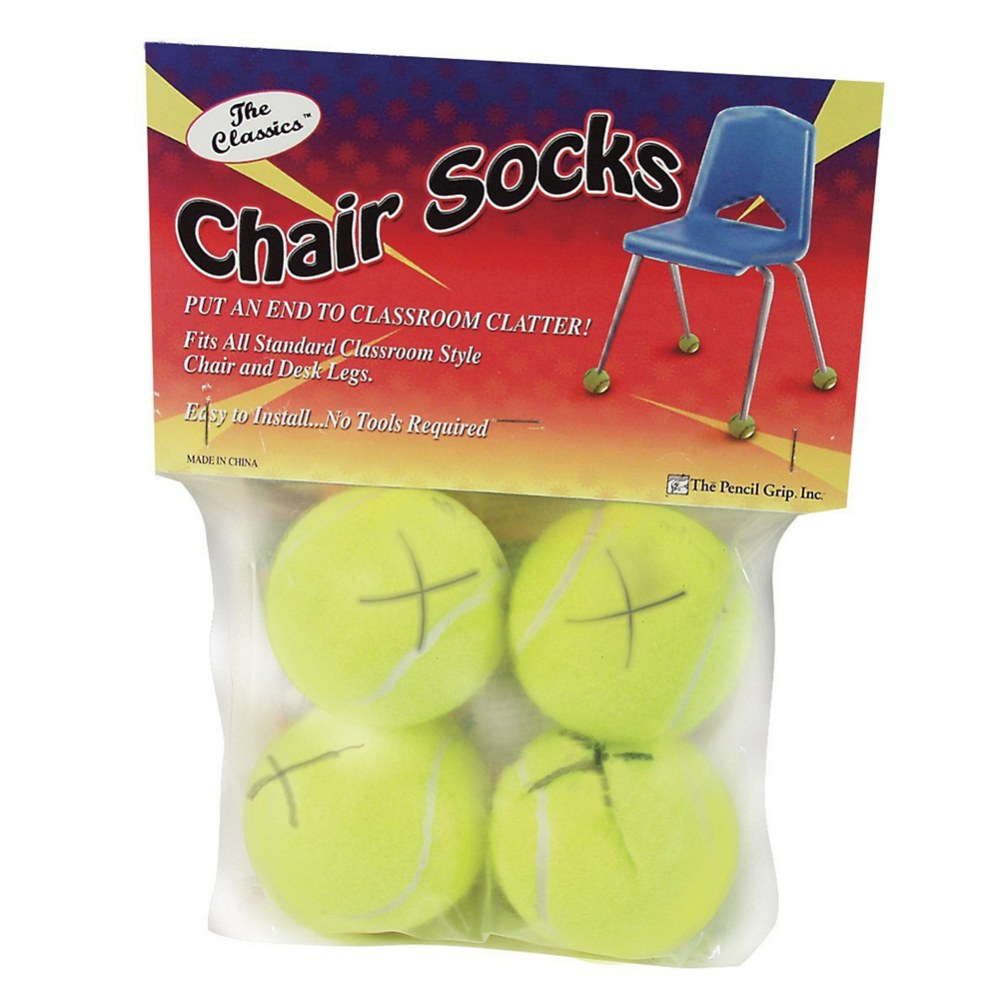 Quiet Chair Socks - Anti Noise and Anti Scratch