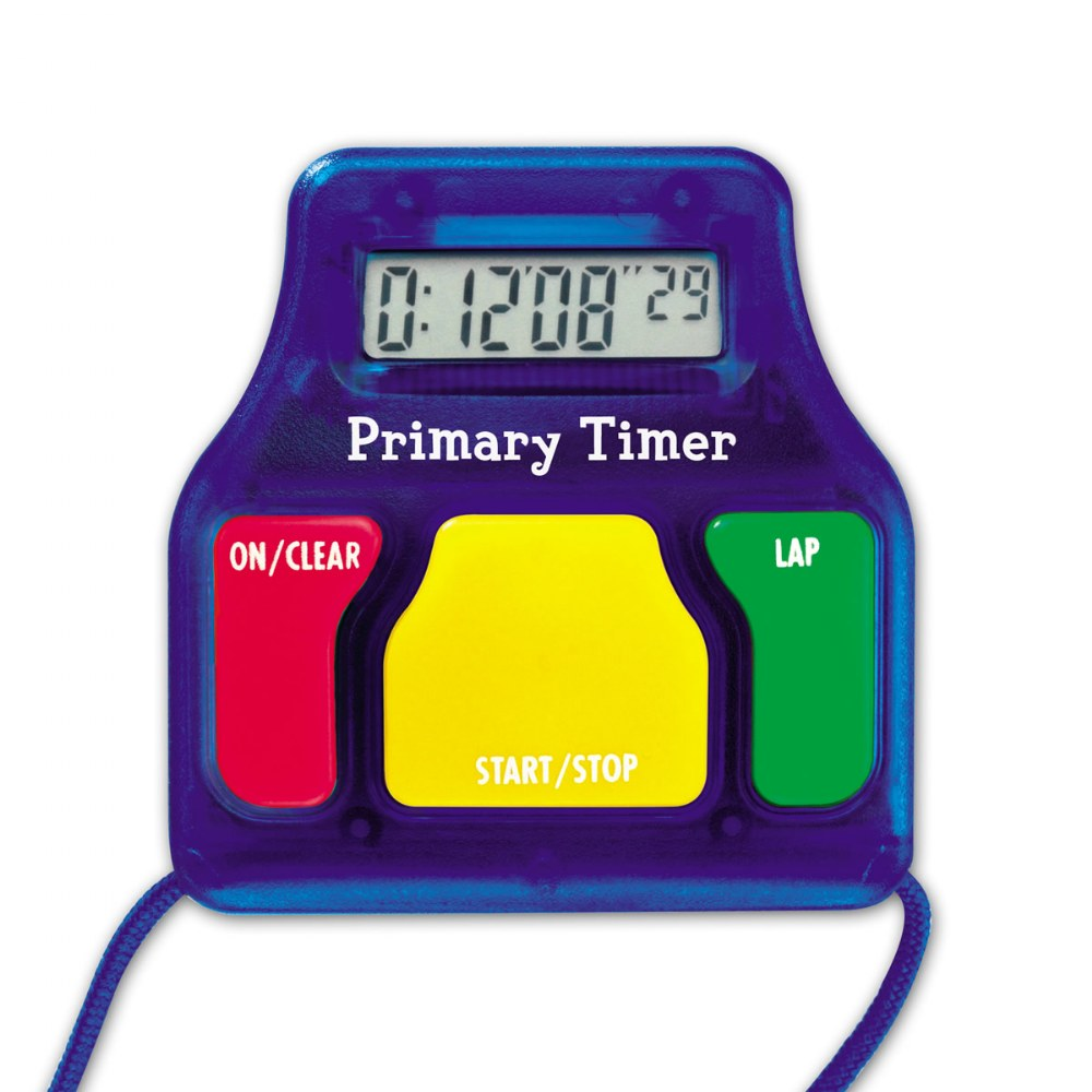 Alternate Image #1 of Primary Timers - Set of 6
