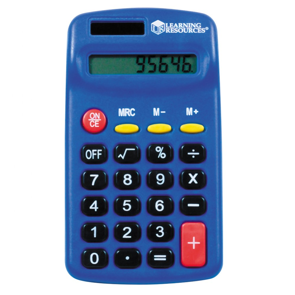 Primary Calculators - Set of 10