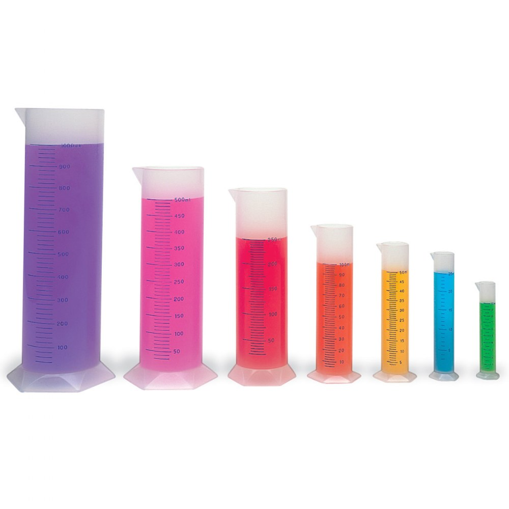 Graduated Cylinders (Set of 7)