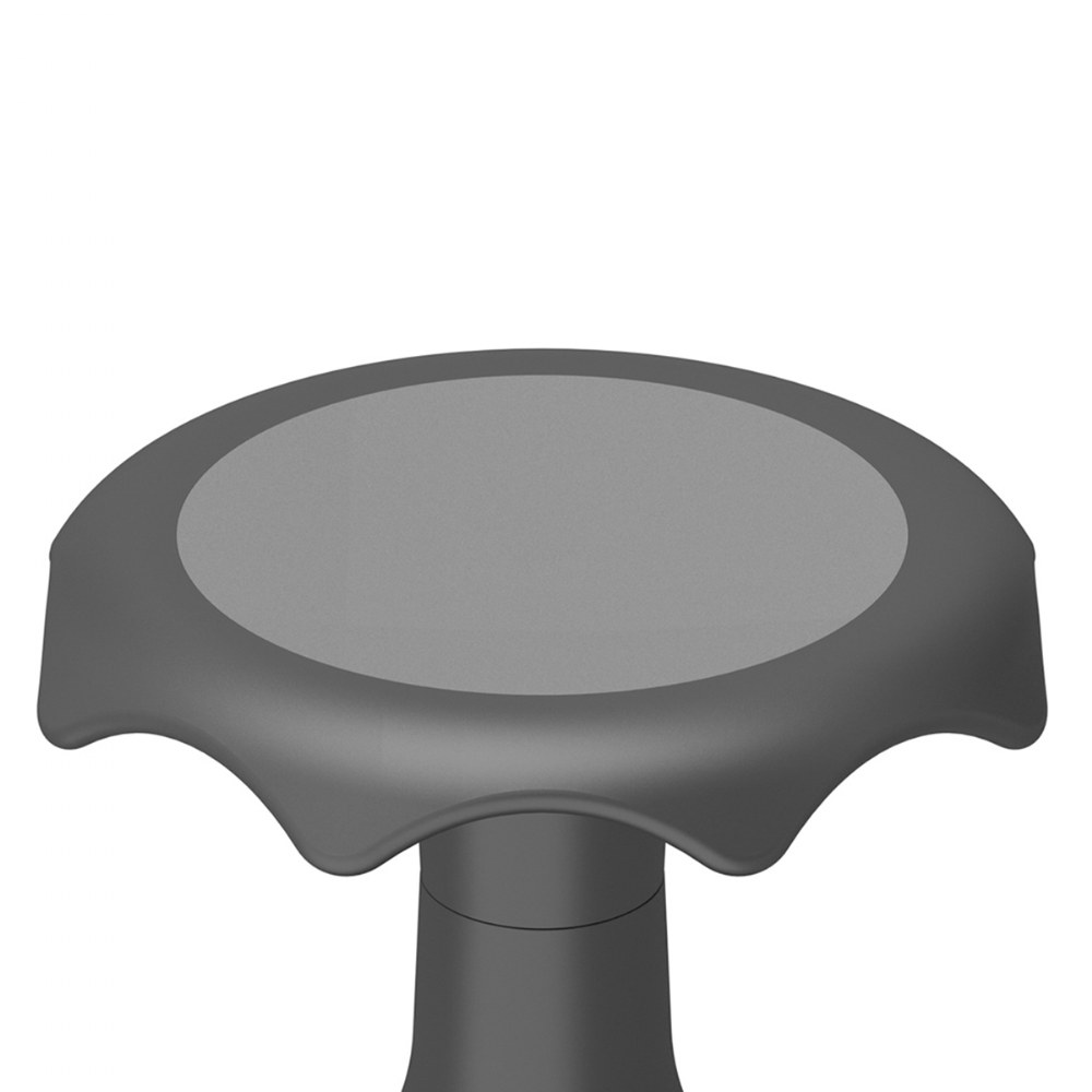 "Alternate Image #9 of Hokki Stool Flexible Ergonomic Seating Heights 12"" - 20"""