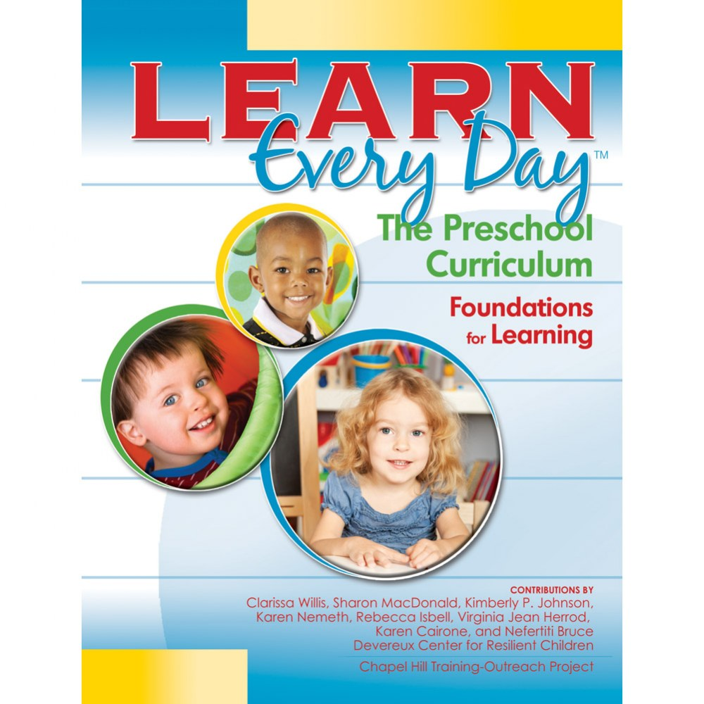Alternate Image #1 of Learn Every Day™ : The Preschool Curriculum