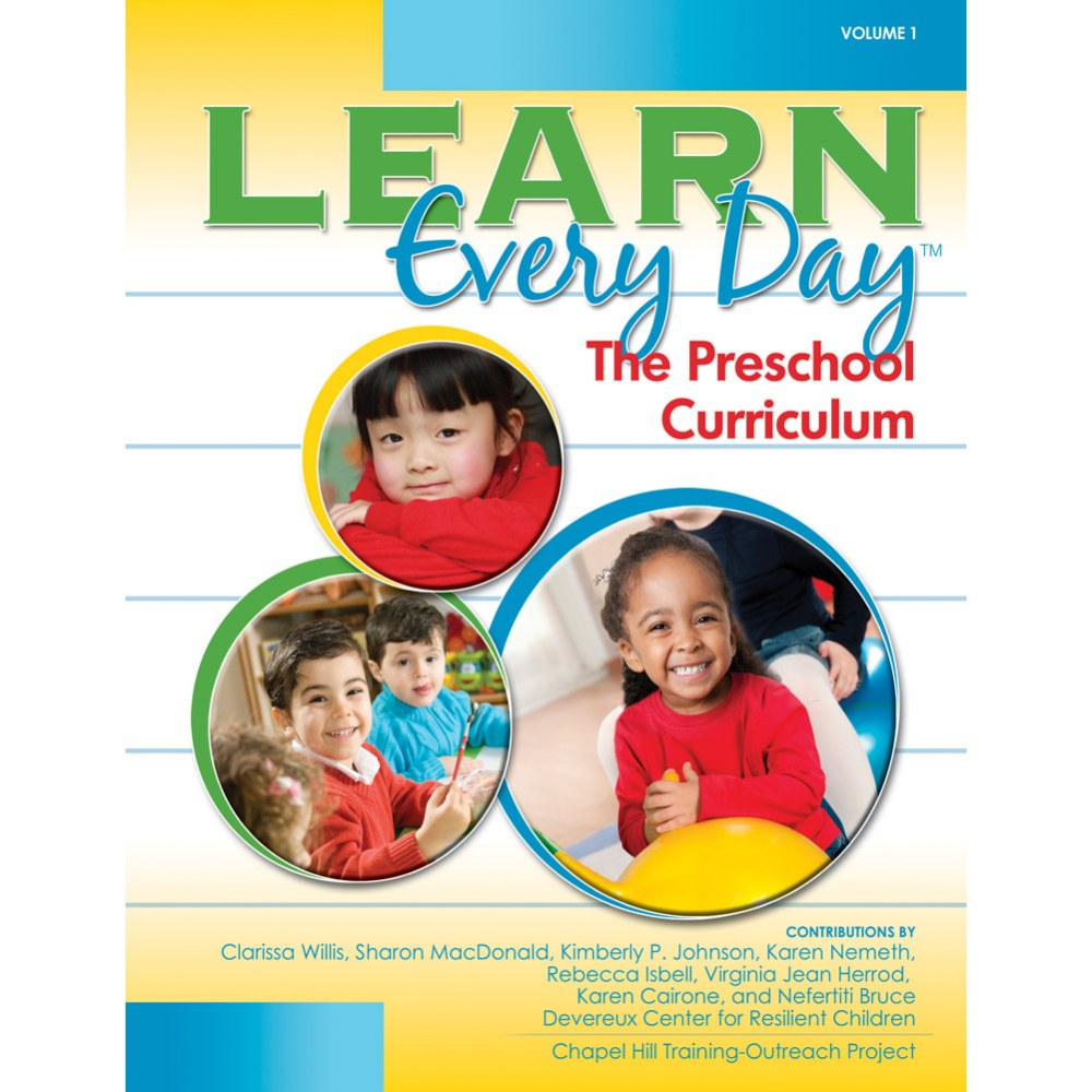 Alternate Image #2 of Learn Every Day™ : The Preschool Curriculum