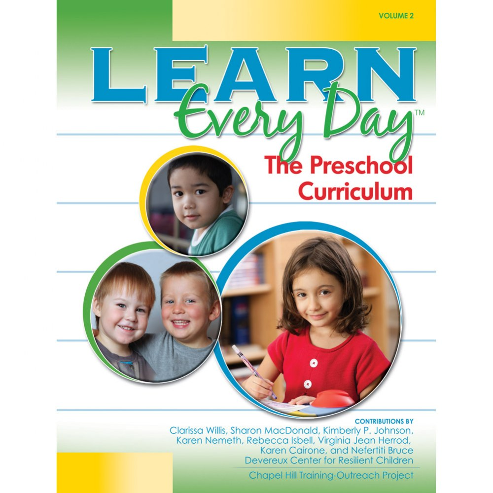 Alternate Image #3 of Learn Every Day™ : The Preschool Curriculum