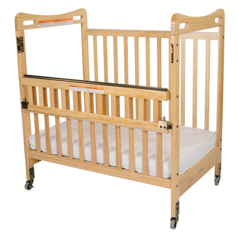 Alternate Image #1 of Safe & Sound™ EasyReach™ Compact Crib