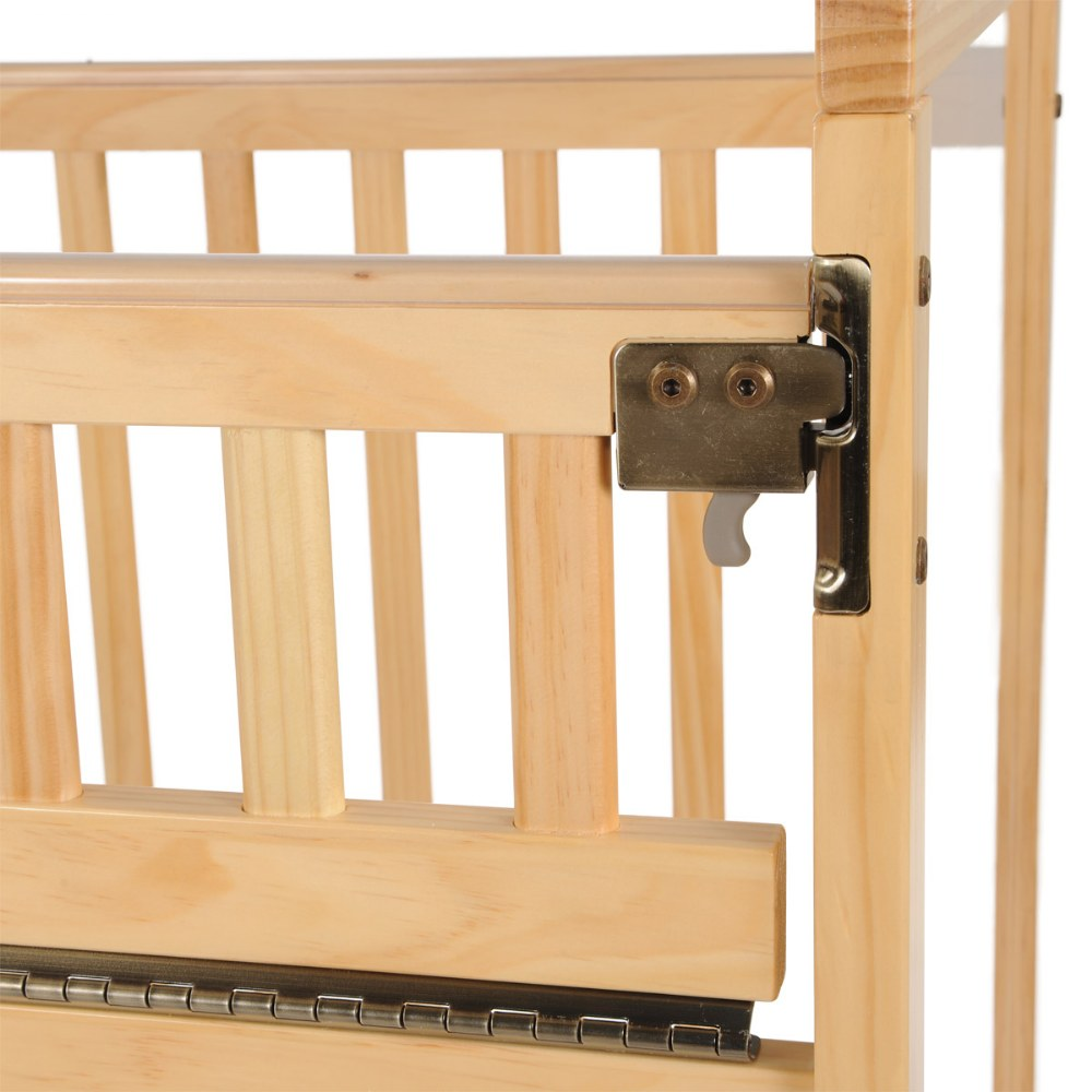 Alternate Image #2 of Safe & Sound™ EasyReach™ Compact Crib