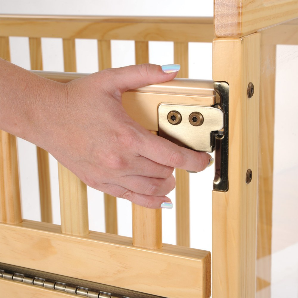Alternate Image #6 of Safe & Sound™ EasyReach™ Compact Crib