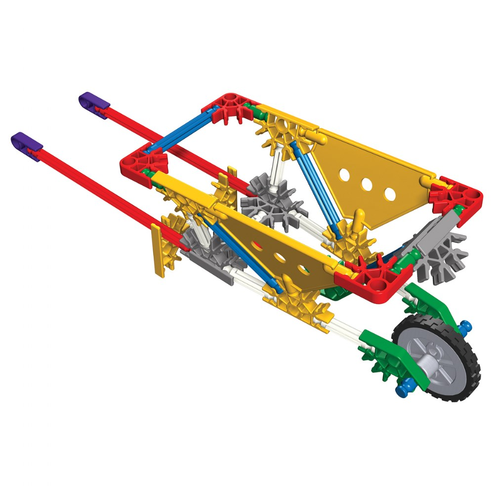 Alternate Image #2 of K'NEX® Introduction to Simple Machines: Levers and Pulleys