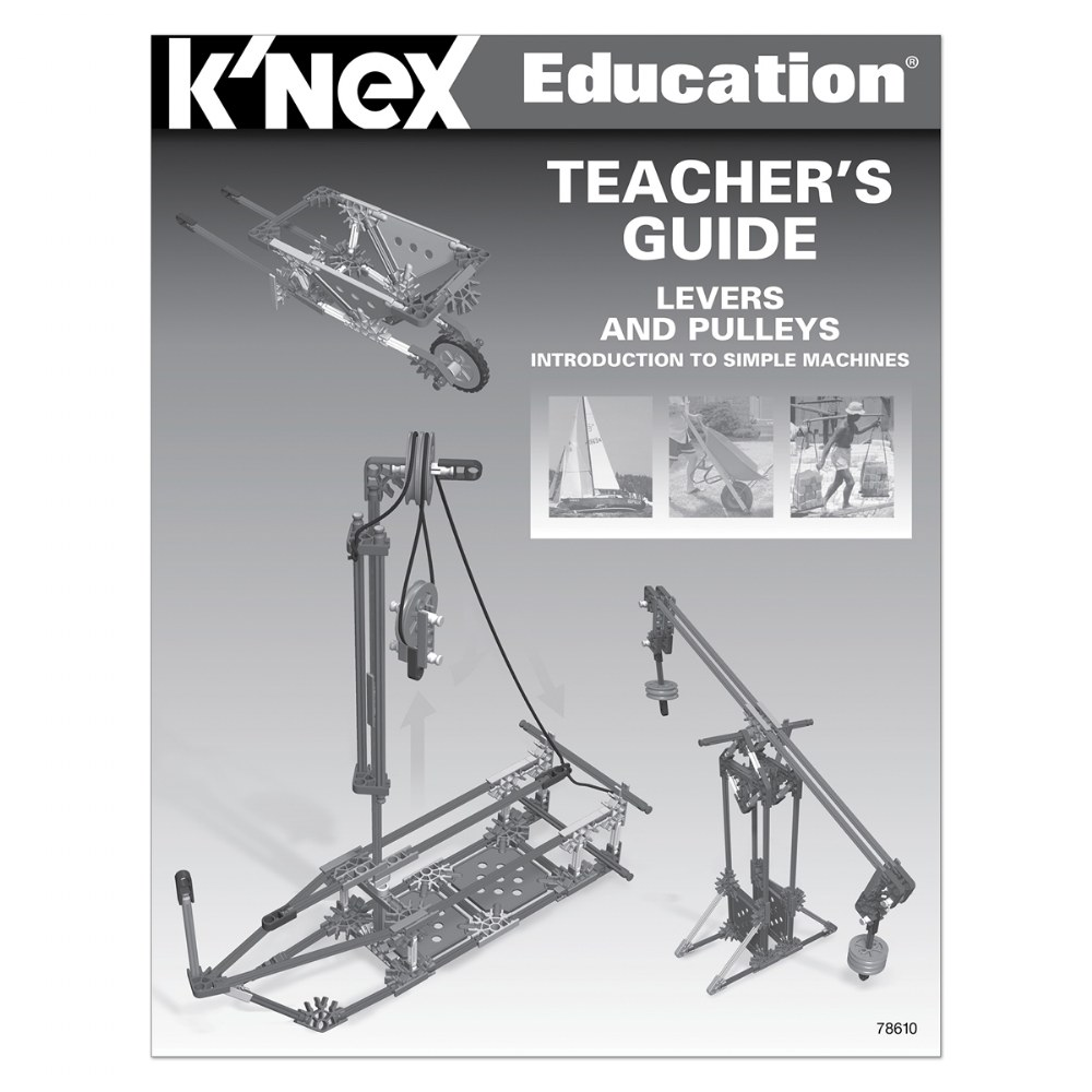 Alternate Image #4 of K'NEX® Introduction to Simple Machines: Levers and Pulleys