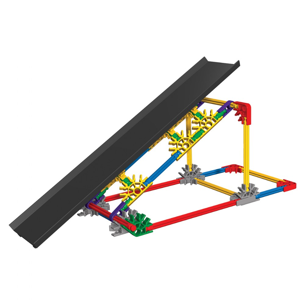 Alternate Image #3 of K'NEX® Introduction to Simple Machines: Wheels and Axles