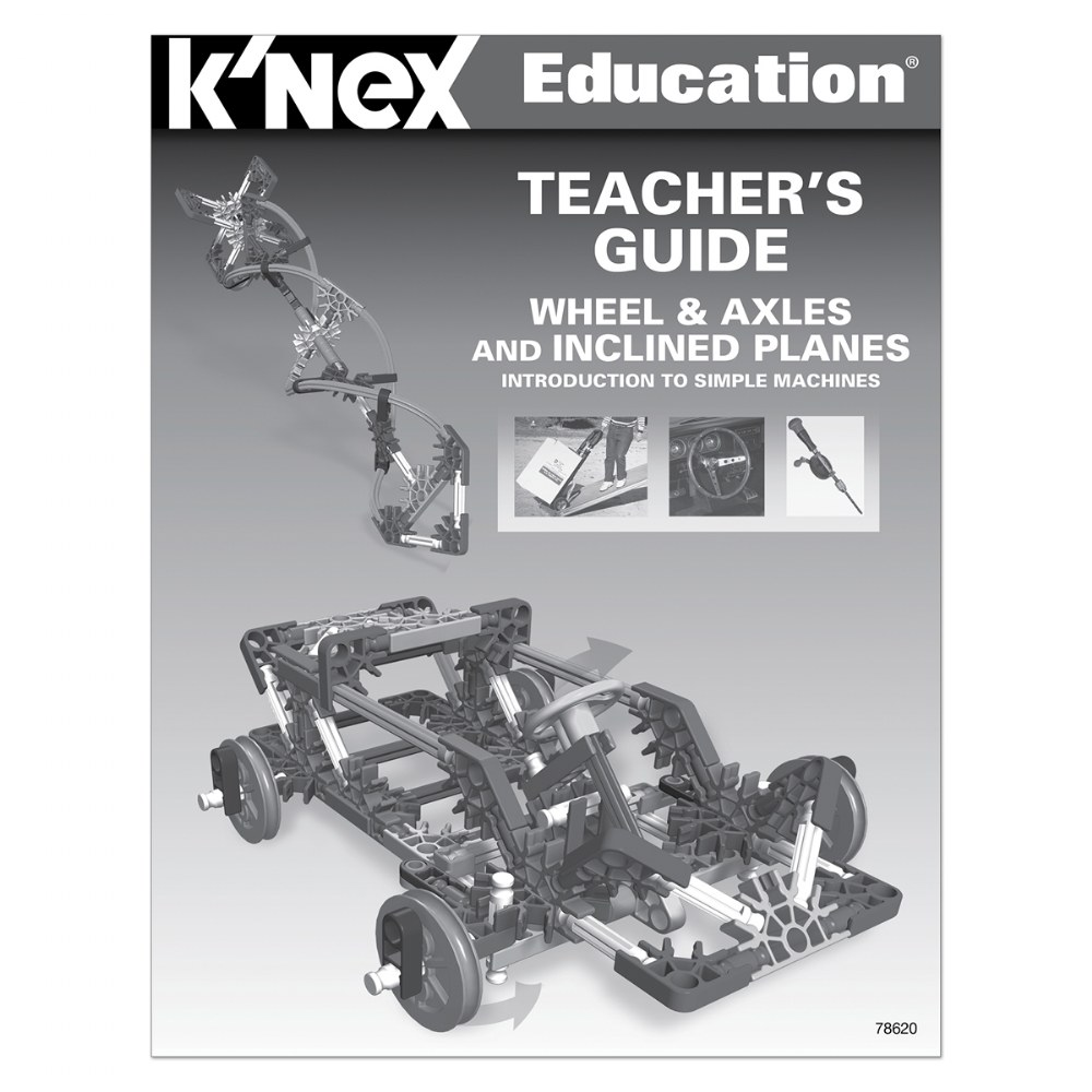 Alternate Image #4 of K'NEX® Introduction to Simple Machines: Wheels and Axles