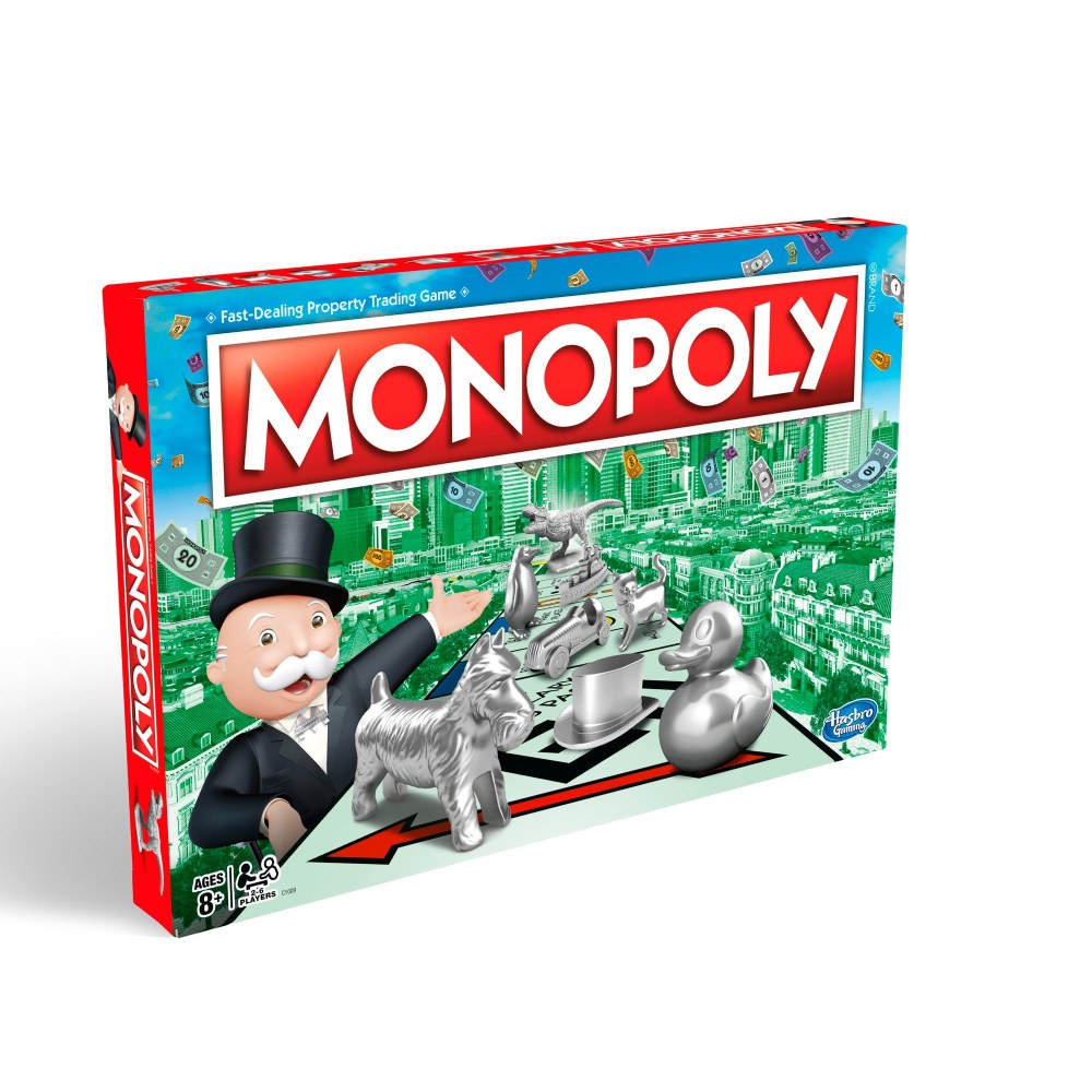 Alternate Image #3 of MONOPOLY Classic Property Trading Game
