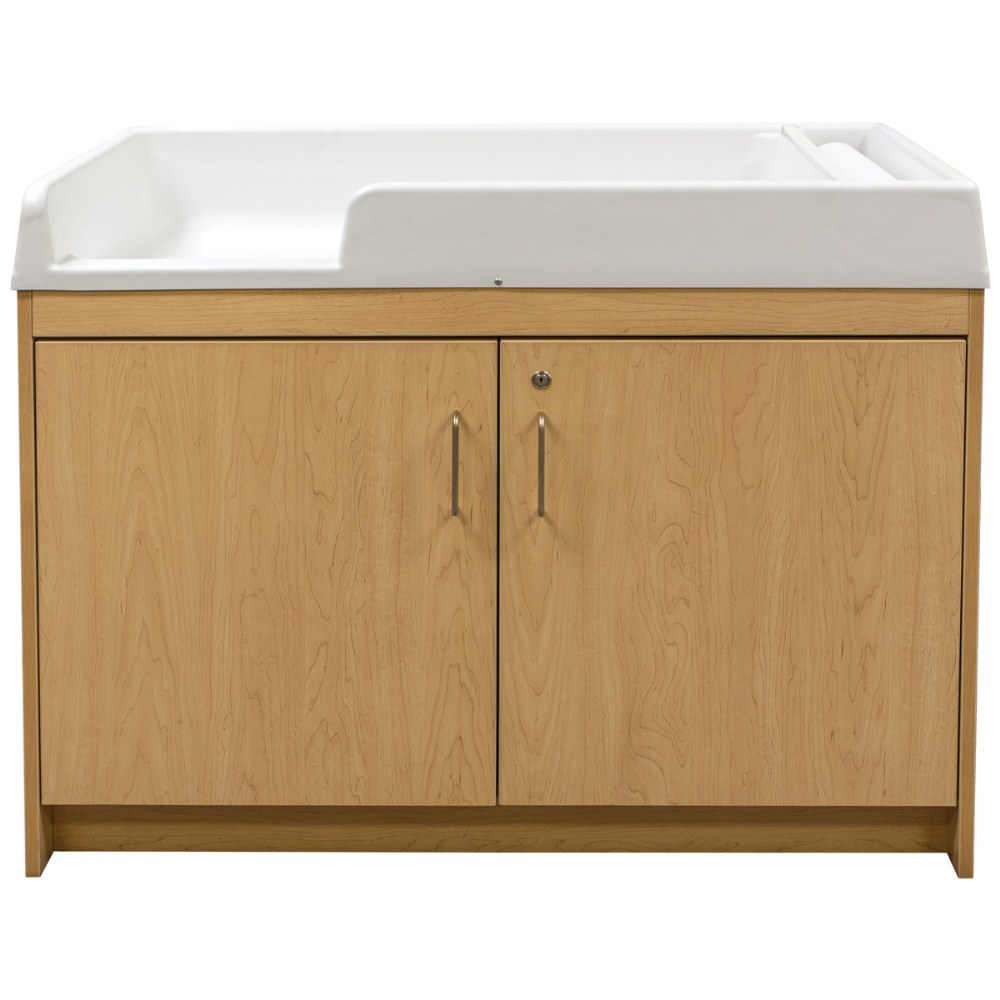 Alternate Image #2 of Infant Changing Table - Natural