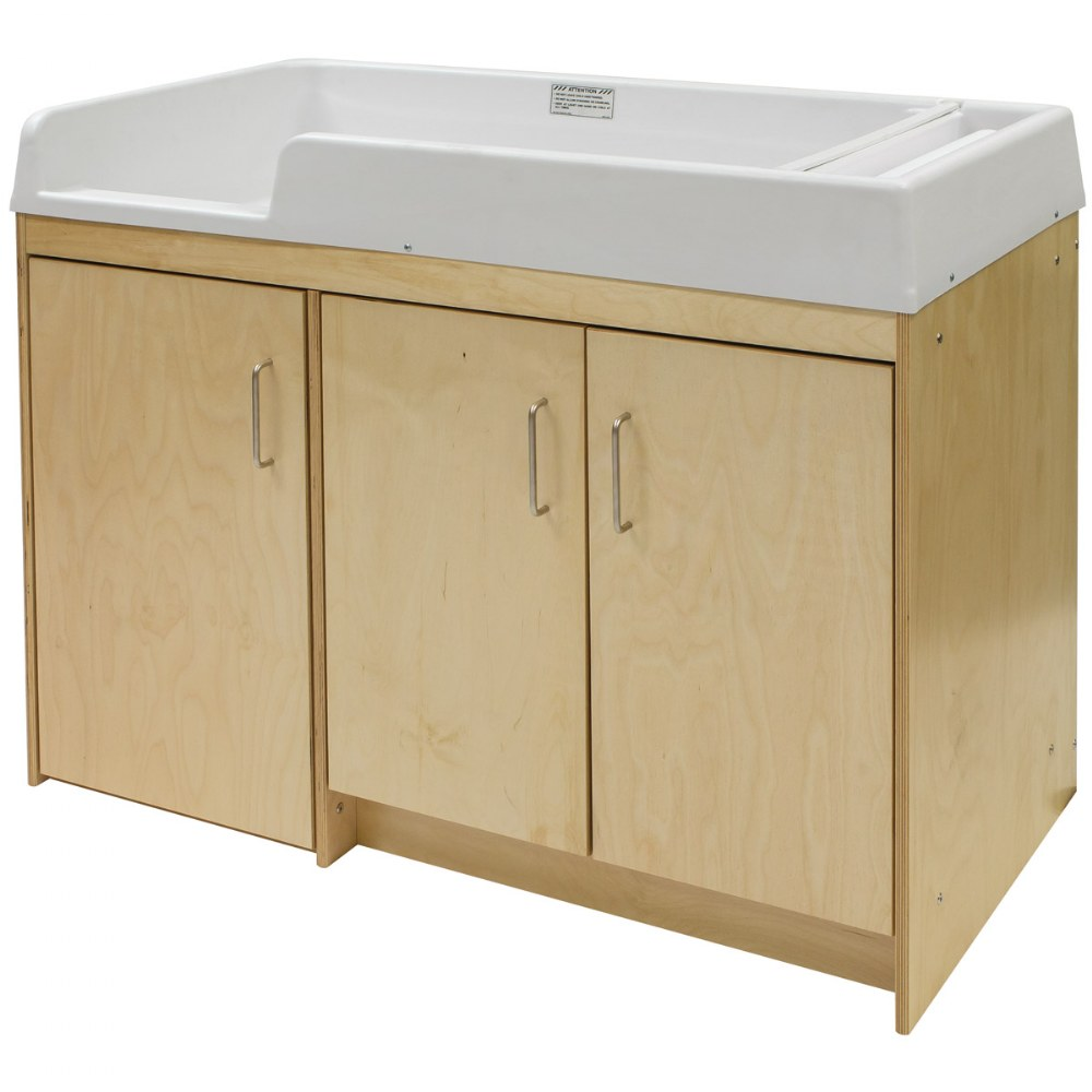 Alternate Image #1 of Birch Infant Changing Table