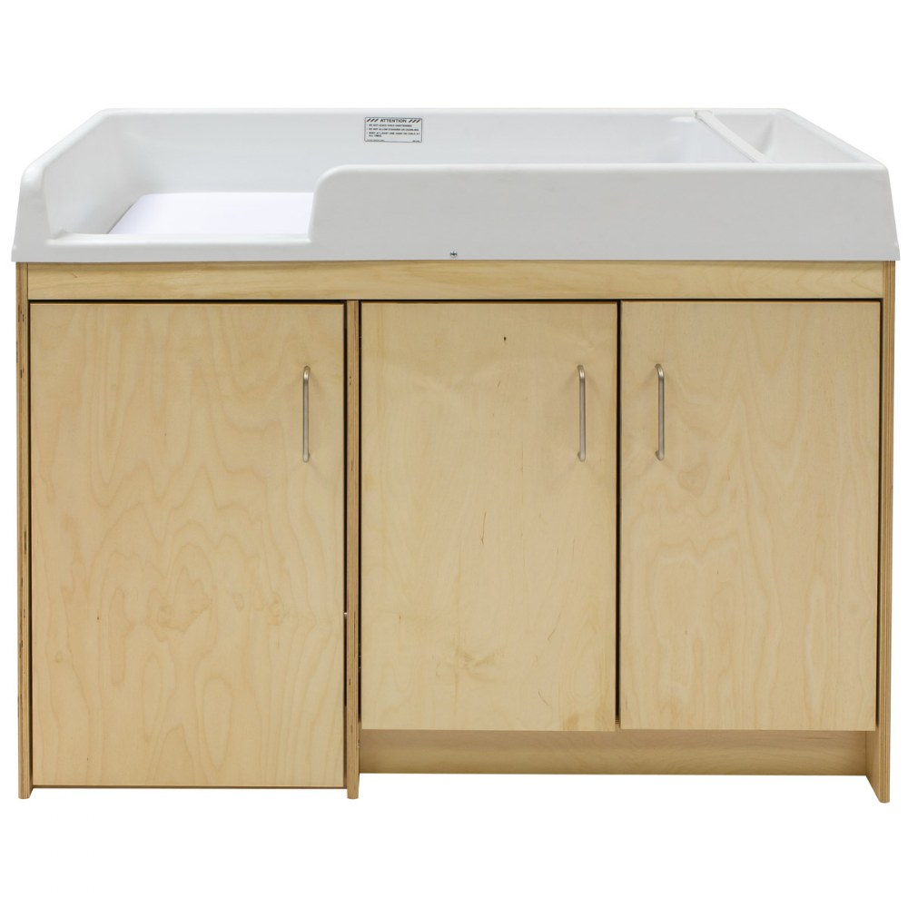 Alternate Image #2 of Birch Infant Changing Table