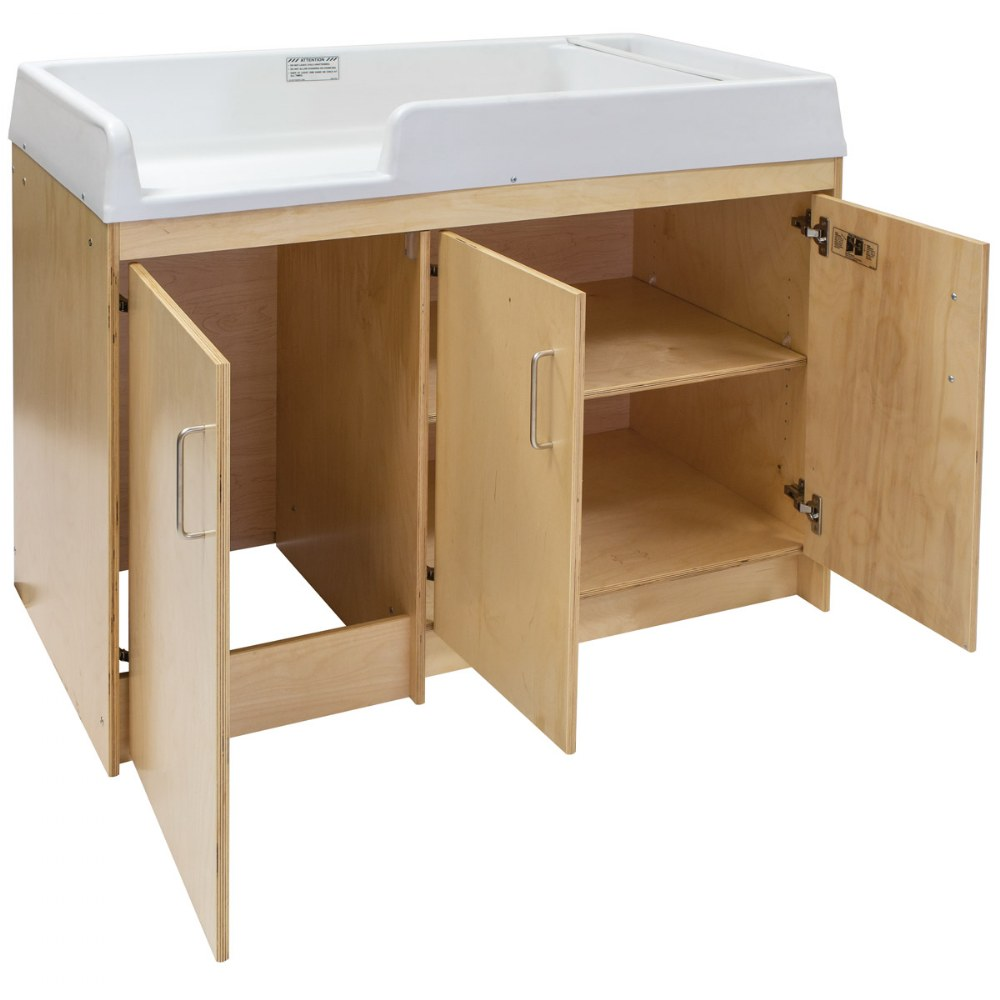 Alternate Image #3 of Birch Infant Changing Table