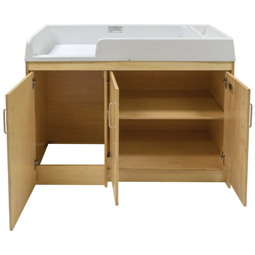 Alternate Image #4 of Birch Infant Changing Table