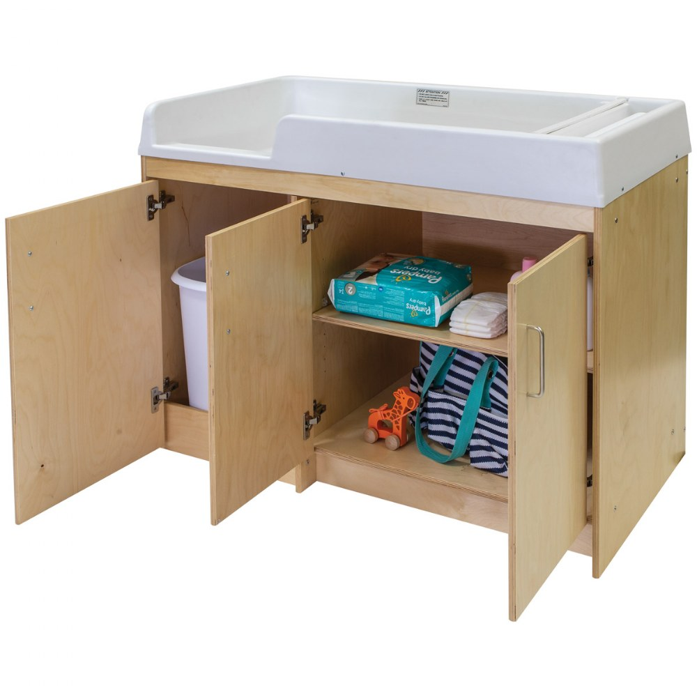 Alternate Image #6 of Birch Infant Changing Table