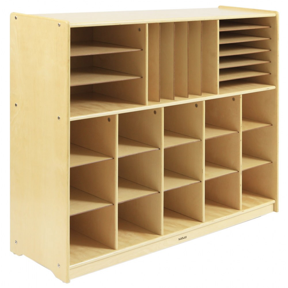 Carolina Multi-Section Storage