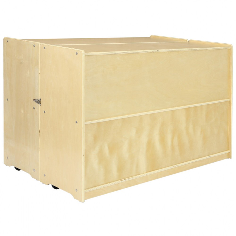 "Alternate Image #2 of Carolina 30""H Fold & Lock Storage Unit"