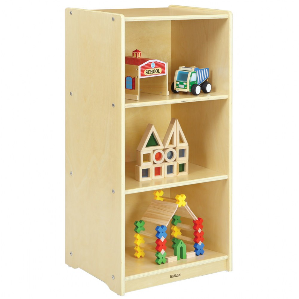 Carolina Narrow 3-Shelf Storage
