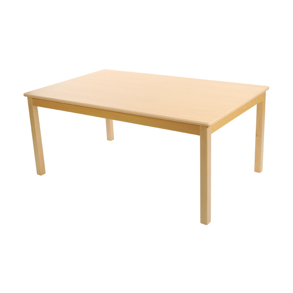 "Carolina 30"" x 48"" Rectangle Tables - Seats 6"