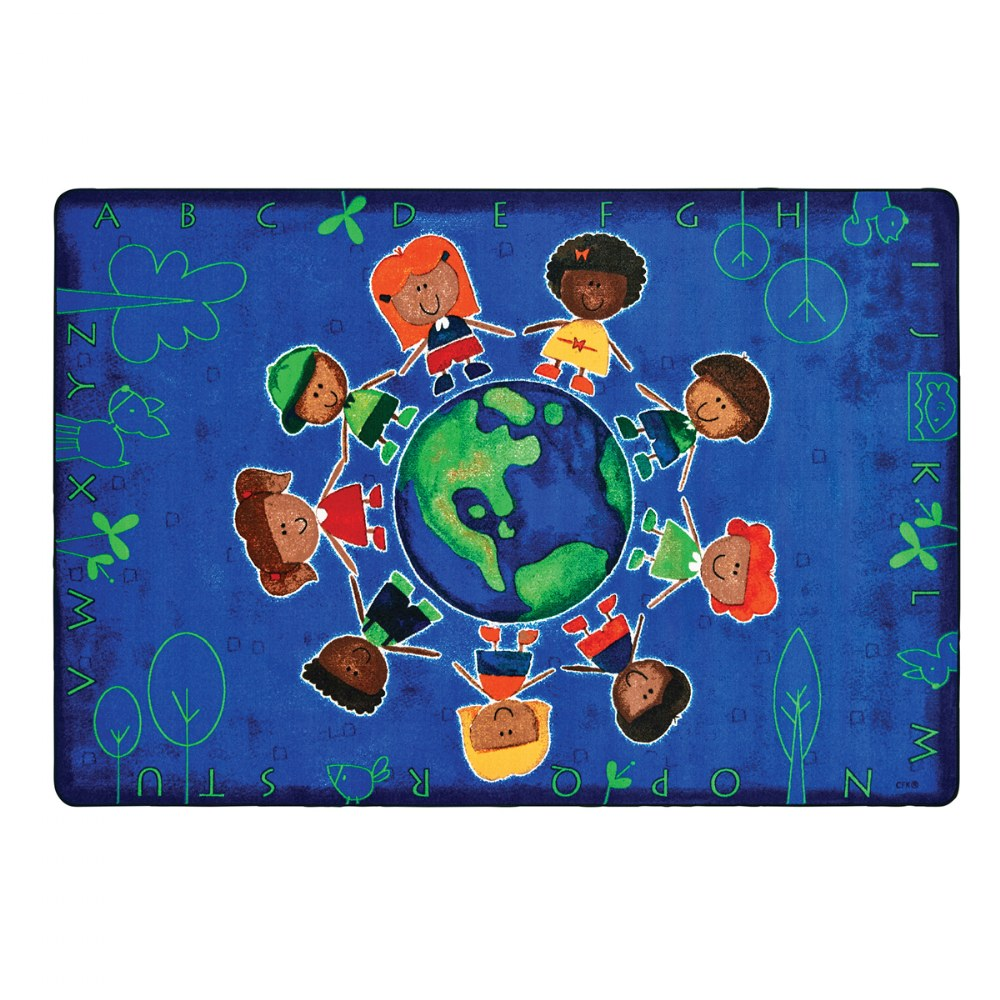 Give the Planet a Hug Carpet