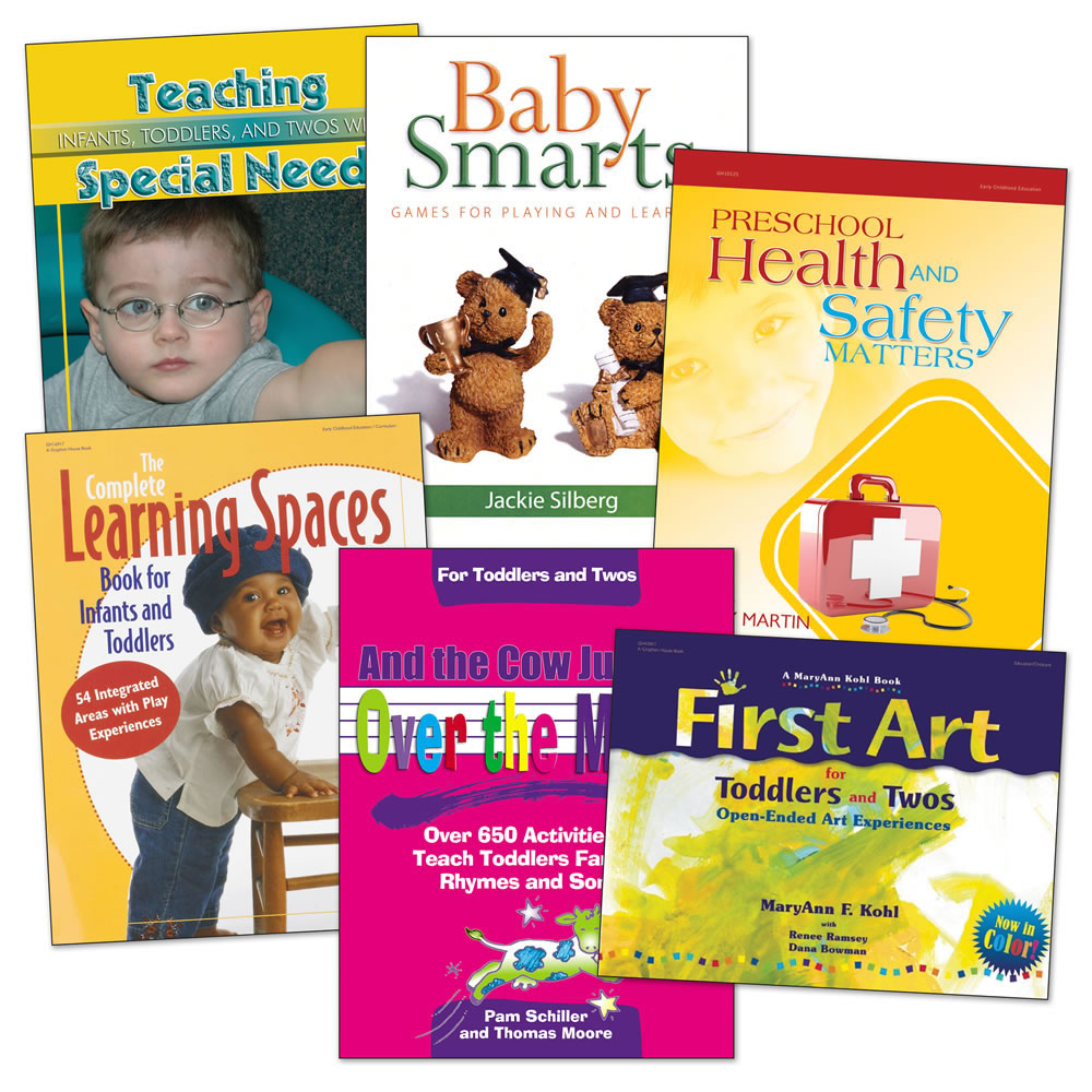Learn Every Day™ Teacher Resource Library - Set of 6