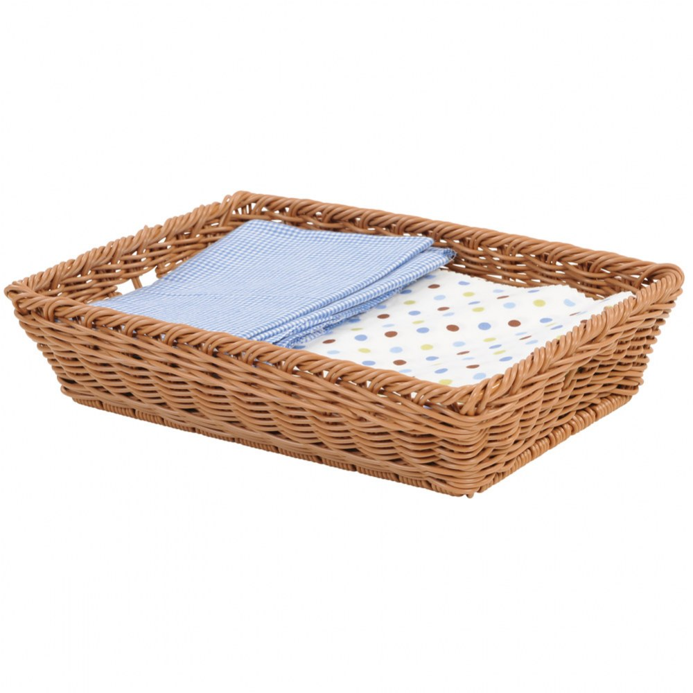 Alternate Image #3 of Washable Wicker Baskets