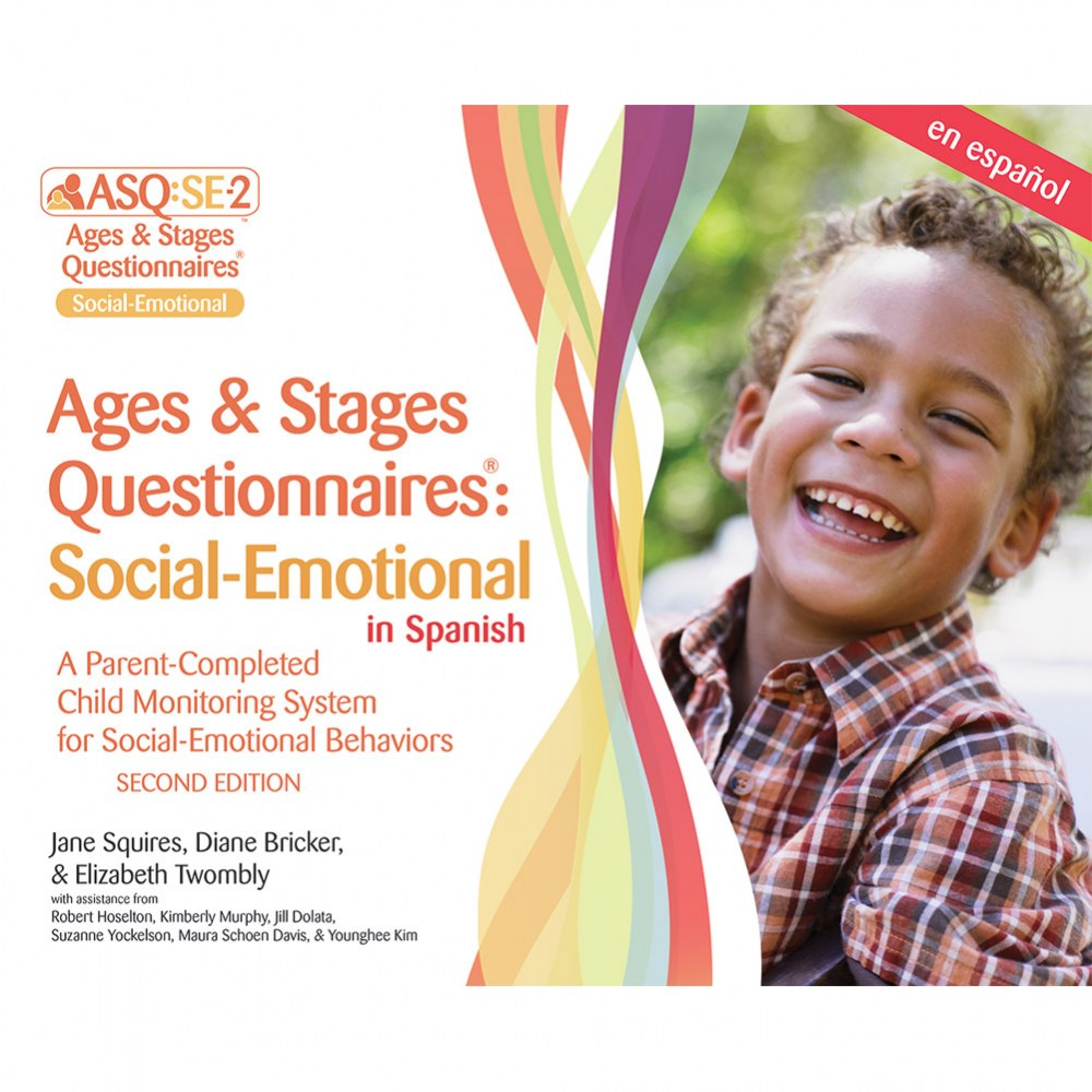 ASQ:SE-2™ Questionnaires, Social-Emotional, Second Edition (English)