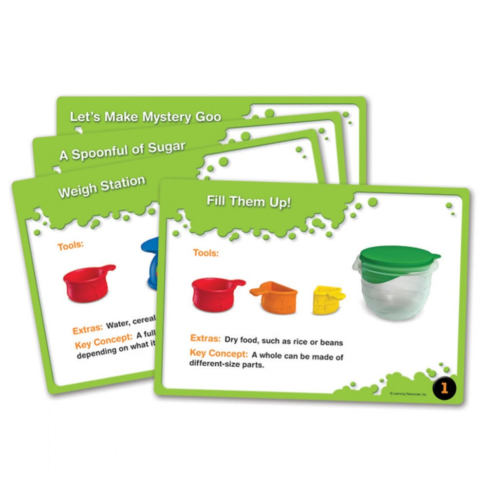 Alternate Image #1 of Primary Science Mix & Measure Set