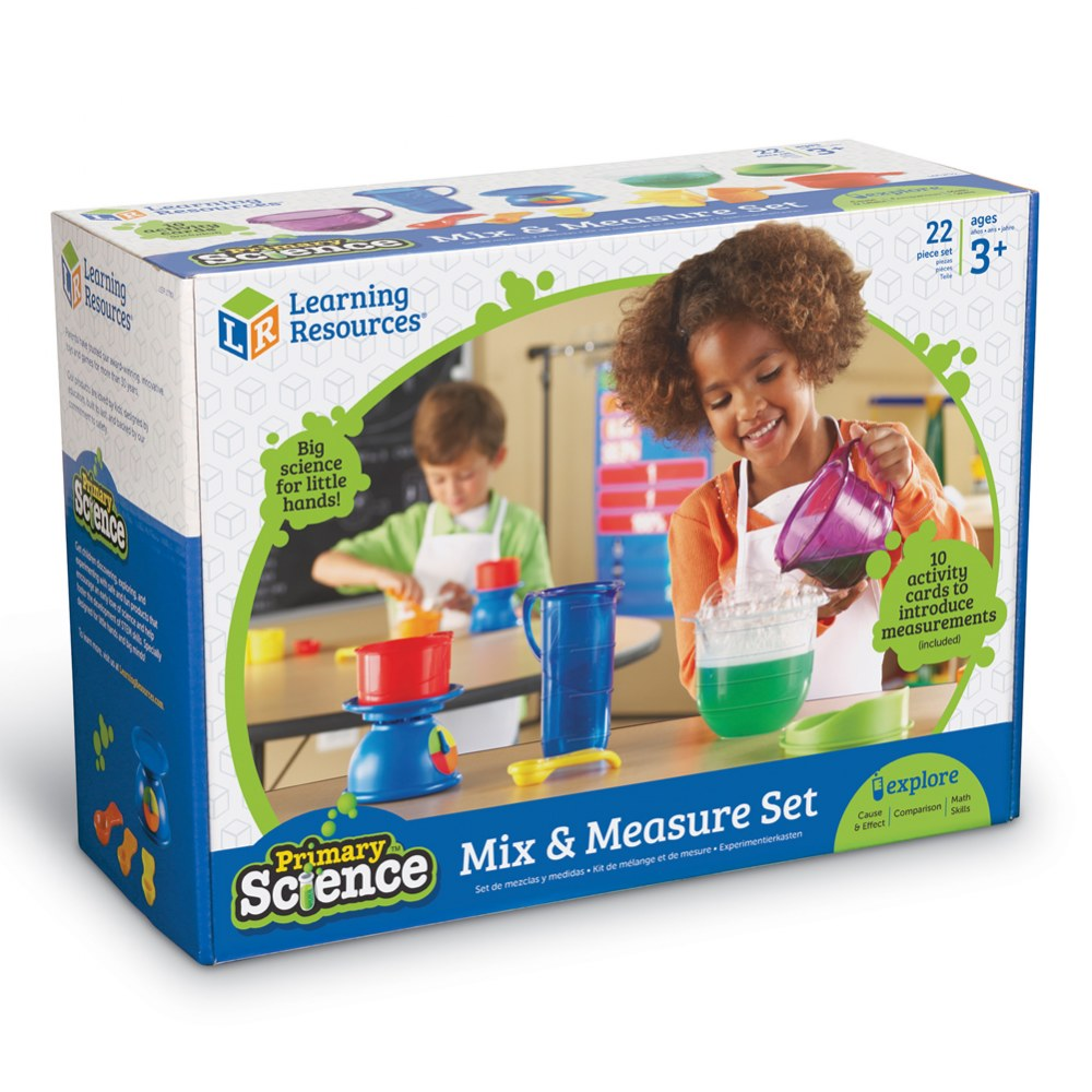 Alternate Image #4 of Primary Science Mix & Measure Set