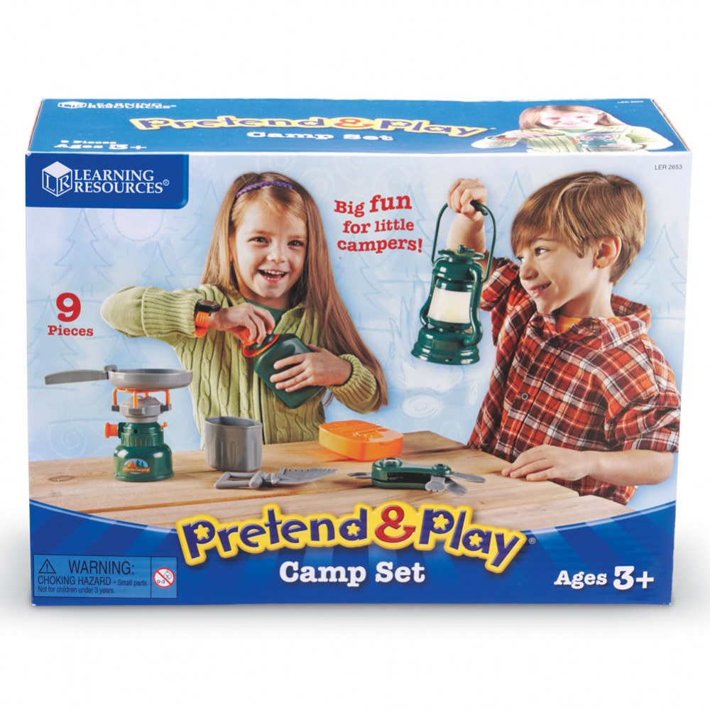 Alternate Image #3 of Pretend & Play™ Camp Set