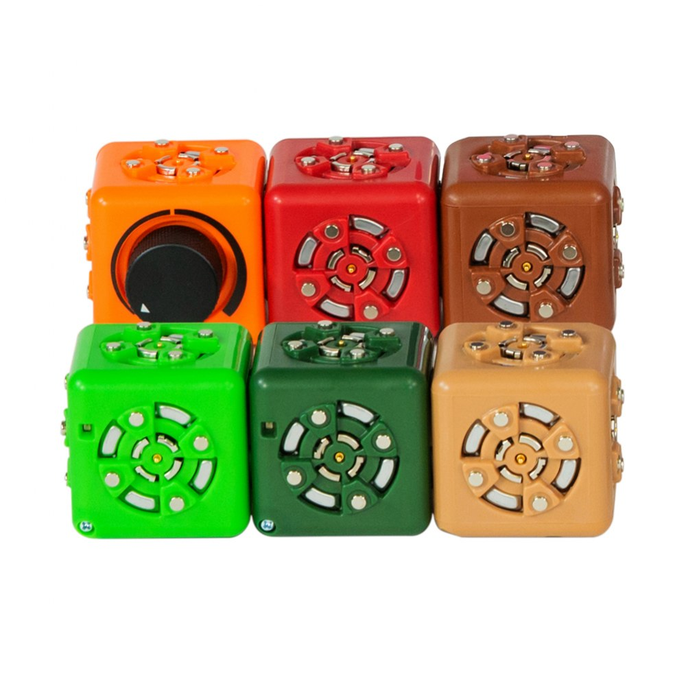 Alternate Image #1 of Cubelets Brilliant Builder Pack