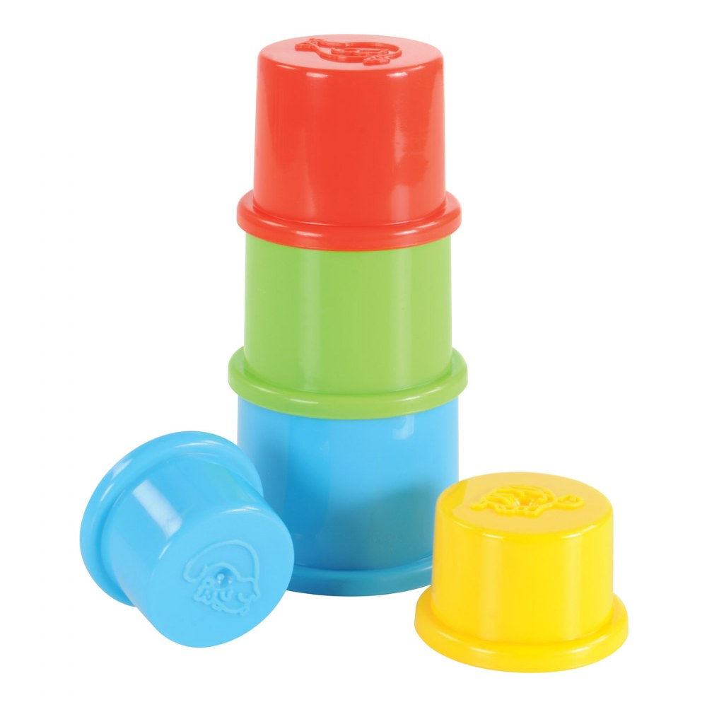 Alternate Image #1 of Stacking Learning Cups