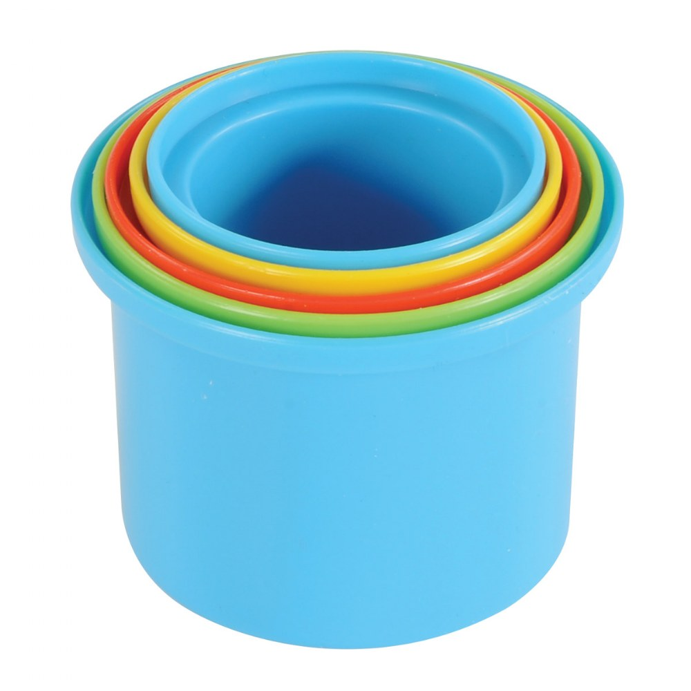 Alternate Image #4 of Stacking Learning Cups