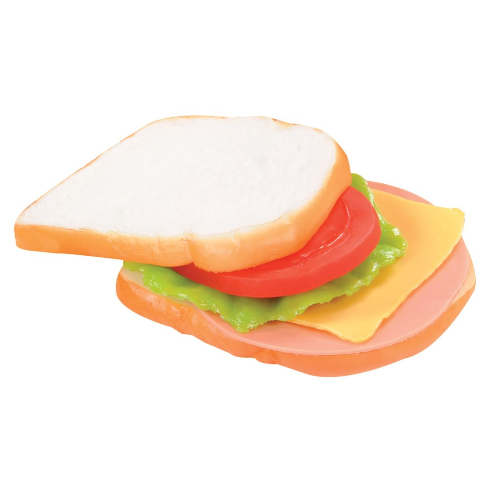 Alternate Image #3 of Dramatic Play Sandwich Making Set with White and Wheat Bread