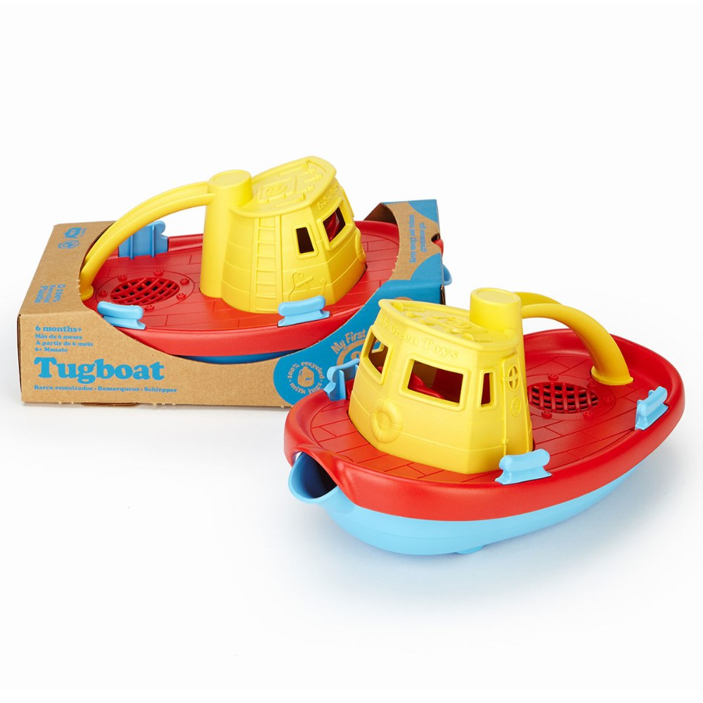 Alternate Image #3 of Scoop® and Pour Tug Boats (Set of 2)
