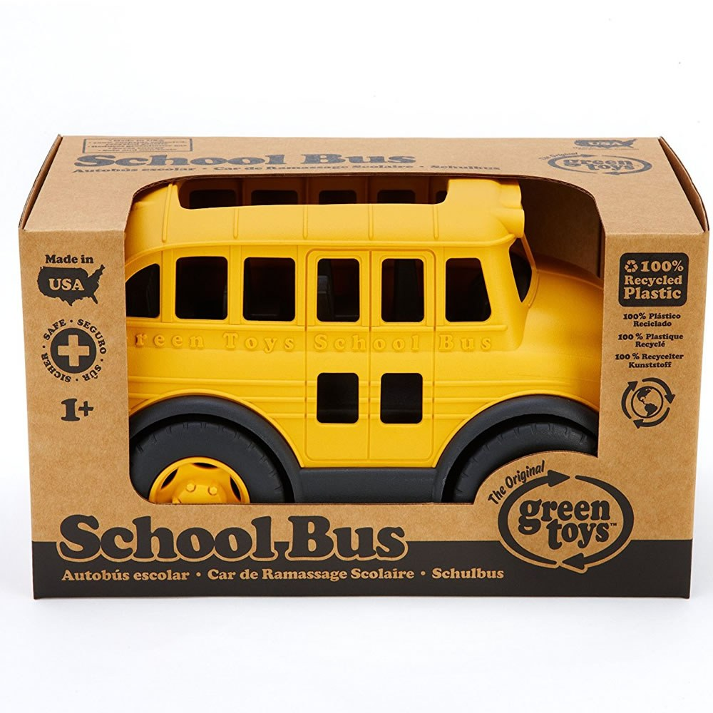 Alternate Image #2 of Eco-Friendly School Bus