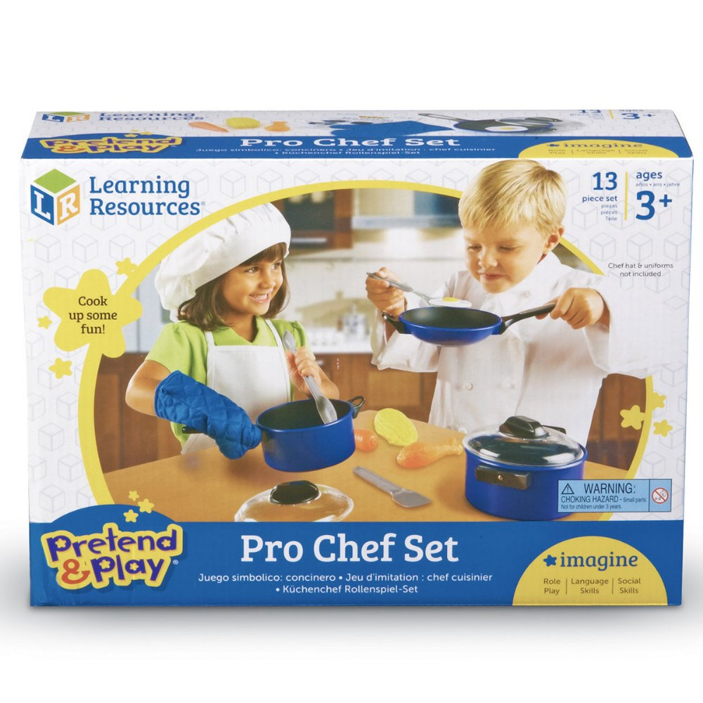 Alternate Image #4 of Pro Chef Set
