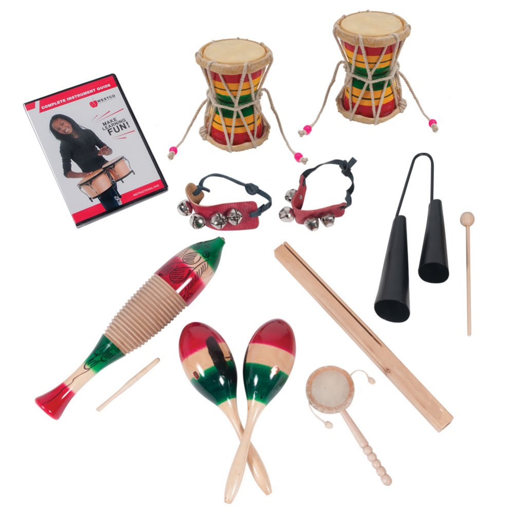 Multicultural Rhythm Set