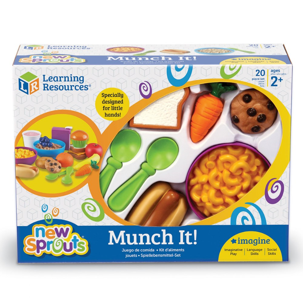 Alternate Image #2 of Munch It! My Very Own Play Food
