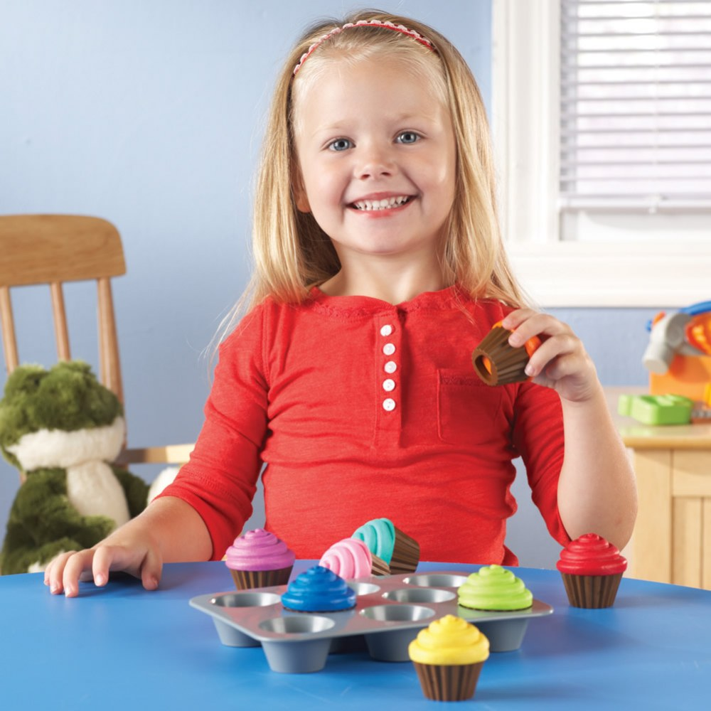 Alternate Image #4 of Sorting Shapes Cupcakes