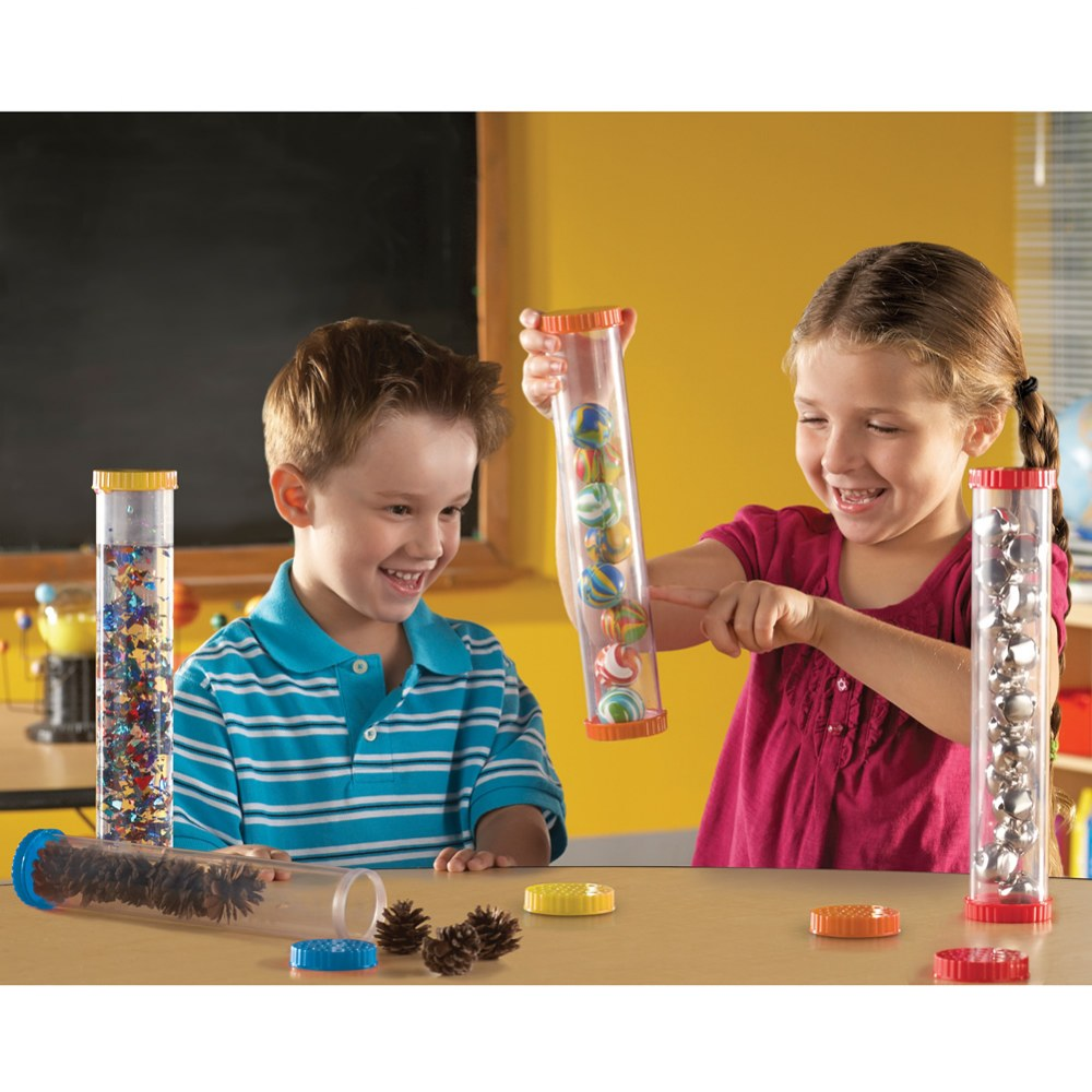 Alternate Image #3 of Science Sensory Tubes (Set of 4)