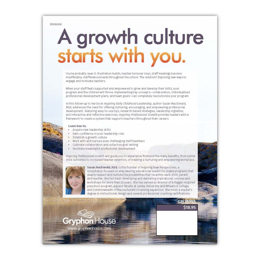 Alternate Image #1 of Inspiring Professional Growth: Empowering Strategies to Lead, Motivate, and Engage Teachers