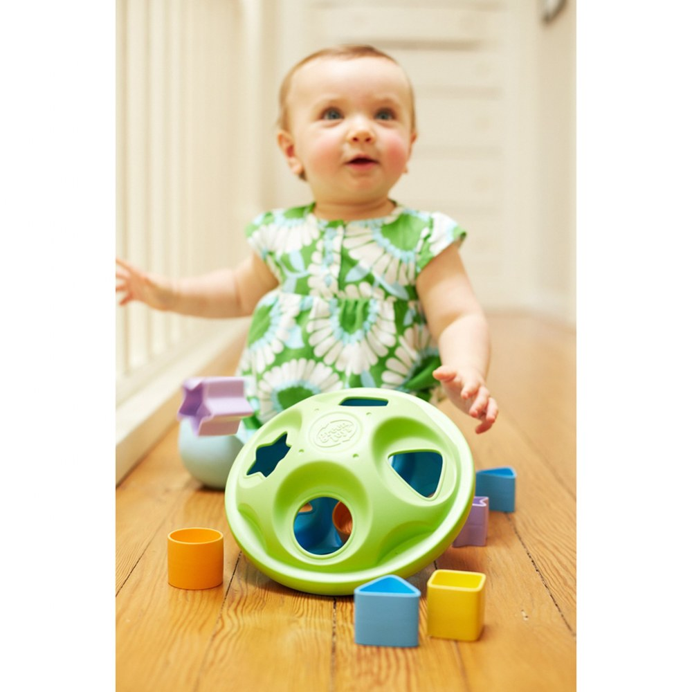 Alternate Image #4 of Eco-Friendly Shape Sorter for Infants and Toddlers